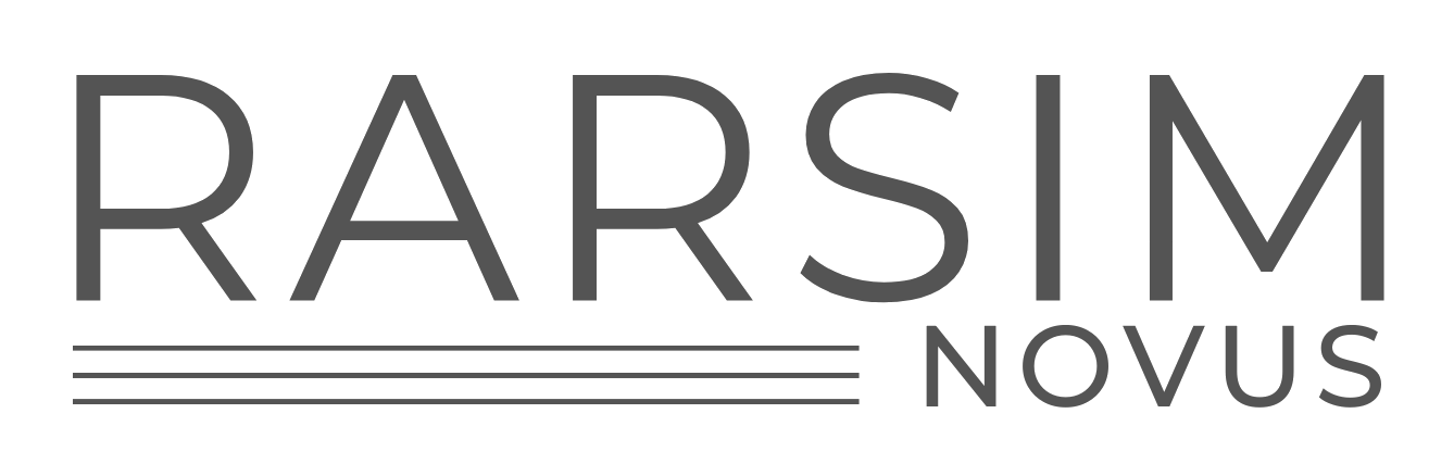 Rarsim novus logo - no back